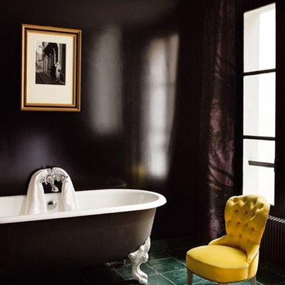 baño gotico