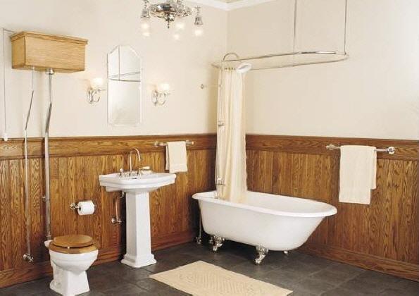 baños antiguos